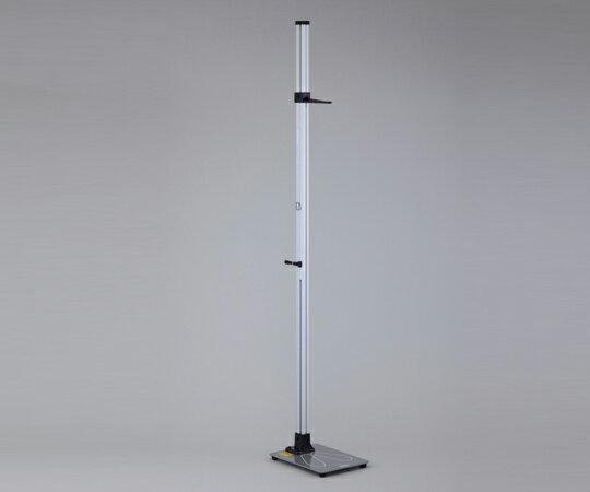 【送料無料/代引不可】金属身長計 シルバーワイド YS102-S 幼児用1.5m 測定範囲600mm〜1500mm:アスリートトライブ