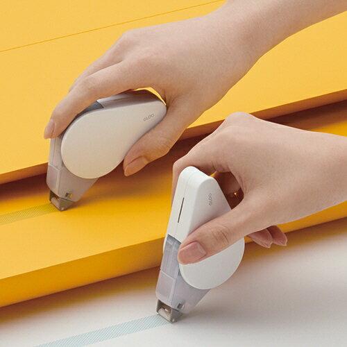 コクヨグルーテープのり(しっかり貼る・本体)Mサイズ8.4mm×14mタ−GM400−081個