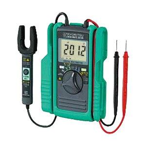 共立電気計器 キューメイト AC/DCクランプ付デジタルマルチメータ 2012R【代引不可】