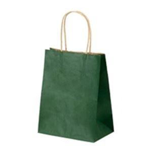 (業務用40セット)ベルベ手提紙袋小緑25枚入1215×40セット