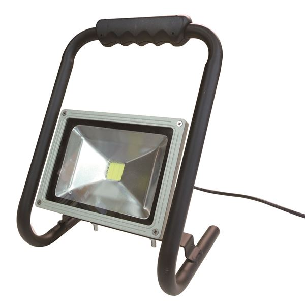 (業務用5個セット) trad LED投光器 防水/屋外用/省エネ/長寿命 SLW-20W AC100:アスリートトライブ
