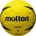 【※在庫なし】モルテン molten ハンドボール ヌエバX3600 3号球 屋外グラウンド用 検定球 H3X3600
