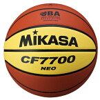 ミカサ MIKASA バスケットボール 7号球 一般男子・大学男子・高校男子・中学男子用 天然皮革 検定球 CF7700-NEO