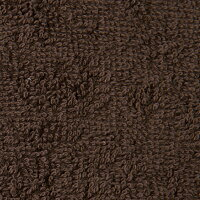 タオルシーツ特大タオル:ブラウン(全9色)【110x220cm】【無地】【業務用タオル】【業務用バスタオル】【両面パイル地】