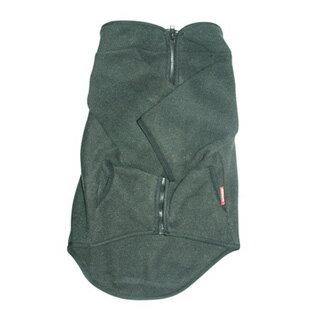 フリースジャケット2 カラー:ブラック【犬の洋服】【メール便OK】