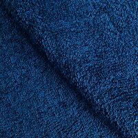 90匁ハンドタオル12枚セット:ネイビー(全7色)【業務用タオル】【片面パイル地】