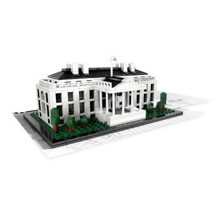 ホワイトハウス レゴ