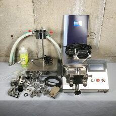 ギアポンプ充填機大容量タイプ株式会社ナオミRX02-W+GU02