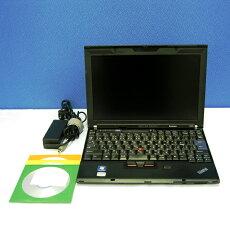 レノボノートパソコンThinkPadX201