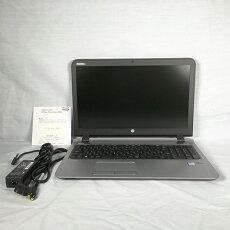 HPノートパソコンProbook450G3
