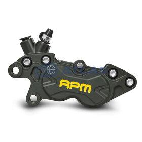 RPMBK-4L-006CNCAxialP440mmピッチキャリパー左用ハードアルマイト