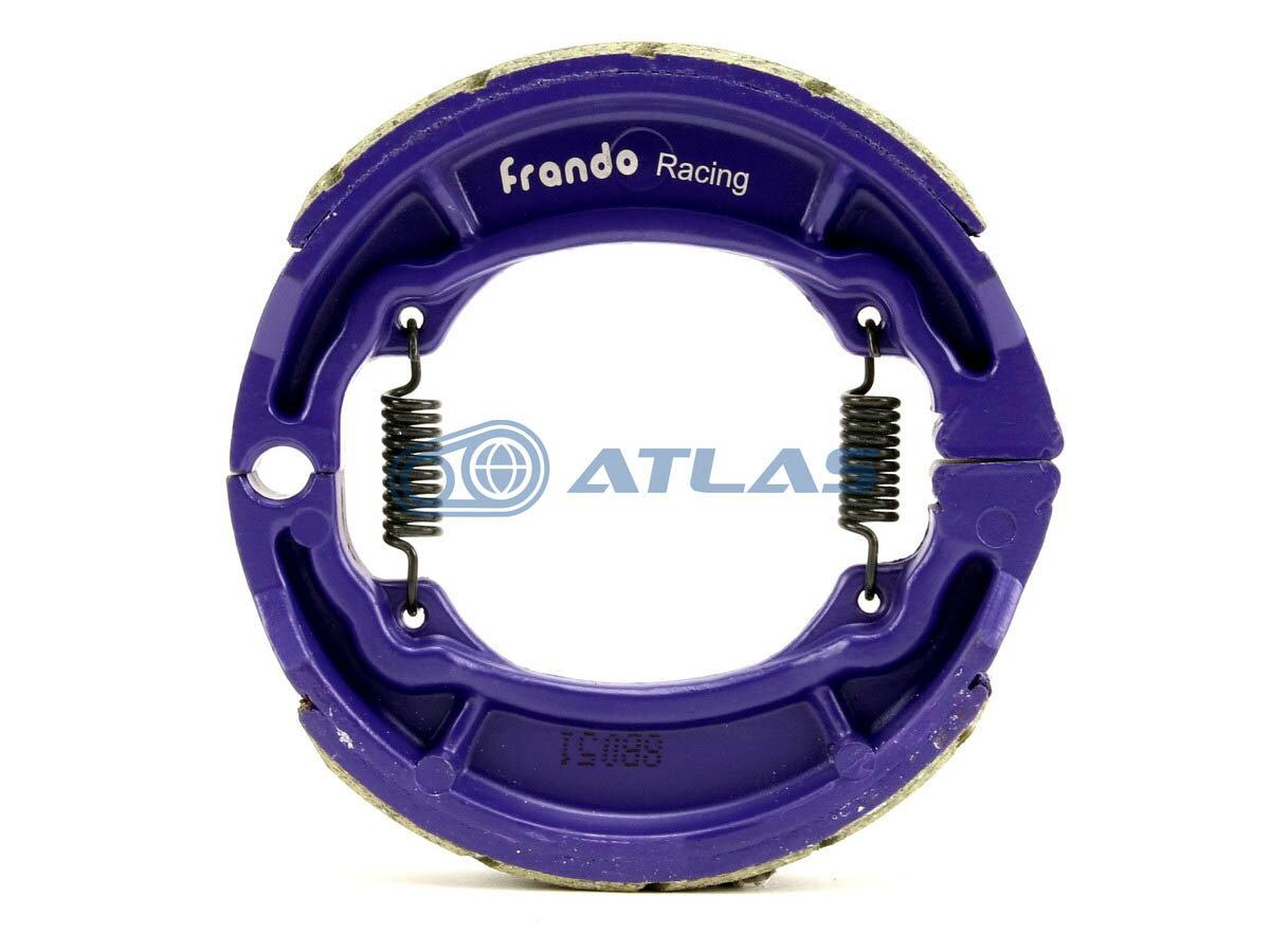 ブレーキ, ブレーキシュー  FRANDO SUZUKI V100 V125 110