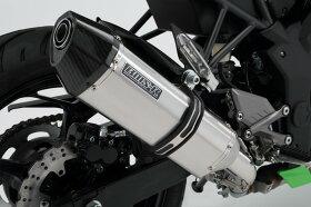 【BEAMS】【Z250SL】【マフラー】G425-64-P6JCORSA-EVO2スリップオンステンレスJMCAビームスマフラー