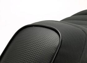 DCR3RDシグナスXF,Rカーボン+ブラックローダウンタックロールシートパイピングブラック