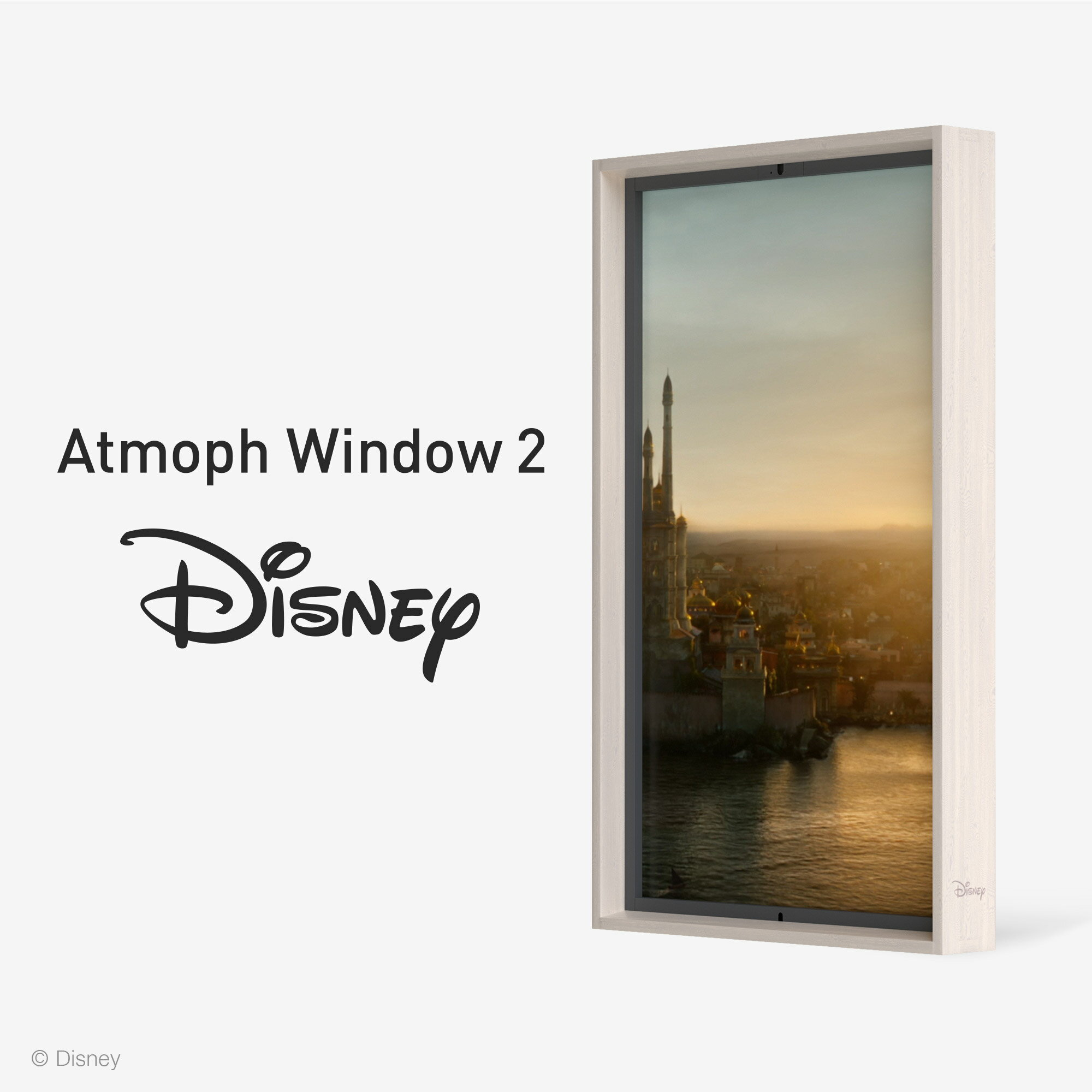Atmoph Window 2   Disney