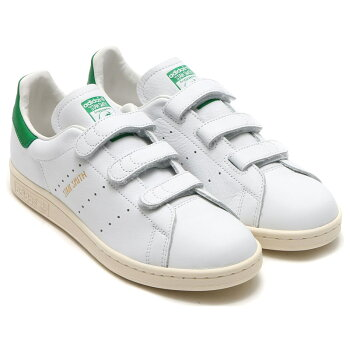 adidasOriginalsSTANSMITHCF(アディダスオリジナルススタンスミス)RunningWhite/Green/RunningWhite【メンズレディーススニーカー】16FW-I