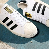 adidas Originals SUPERSTAR 80s(アディダス スーパースター 80S)WHITE/BLACK【メンズ レディース スニーカー】【定番】17SS-I