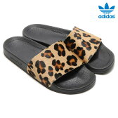 adidas Originals ADILETTE PREMIUM (アディダス オリジナルス アディレッタ プレミアム) Core Black/Core Black/Core Black【レディース】【メンズ】【サンダル】16SS-I