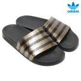 adidas Originals ADILETTE W(アディダス オリジナルス アディレッタ) Core Black【レディース】【サンダル】16SS-I