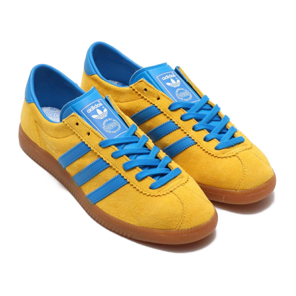 メンズ靴, スニーカー adidas MALMO( )ACTIVE GOLDBLUE BIRDGOLD MET 19FW-S