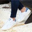 adidas Originals STAN SMITH W(アディダス オリジナルス スタンスミス)(Running White/Running White/Core Blue)【メンズ レディース スニーカー】【17SS-I】