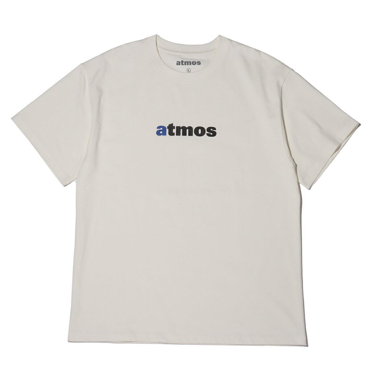 トップス, Tシャツ・カットソー atmos LOGO TEE( )WHITE T20FA-I
