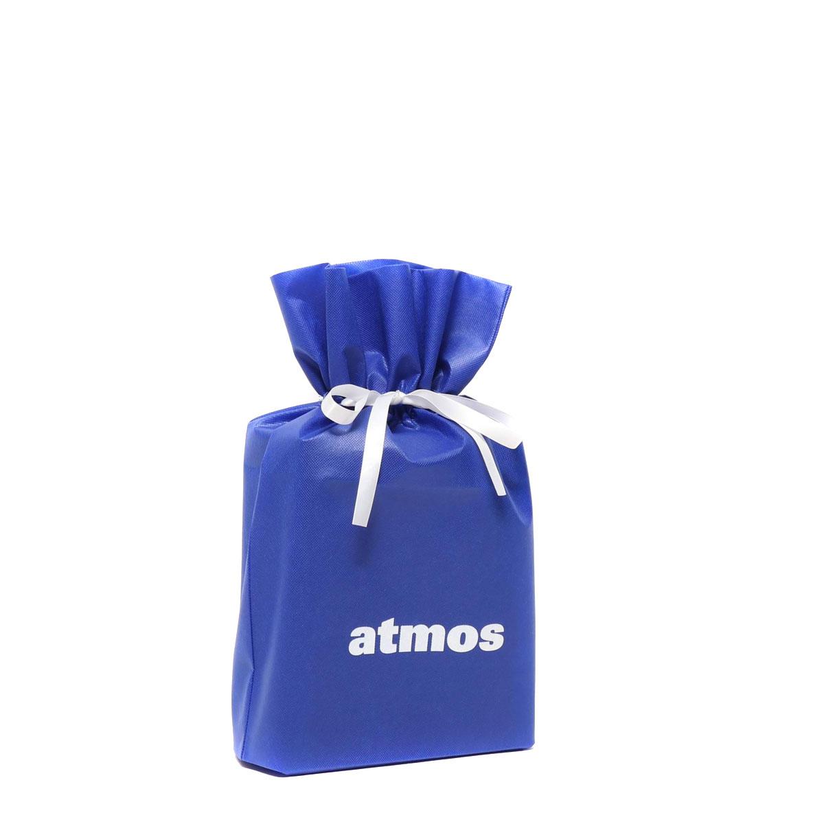 バッグ・小物・ブランド雑貨, その他 atmos Gift Wrapping Bag (M) ( M) BLUE