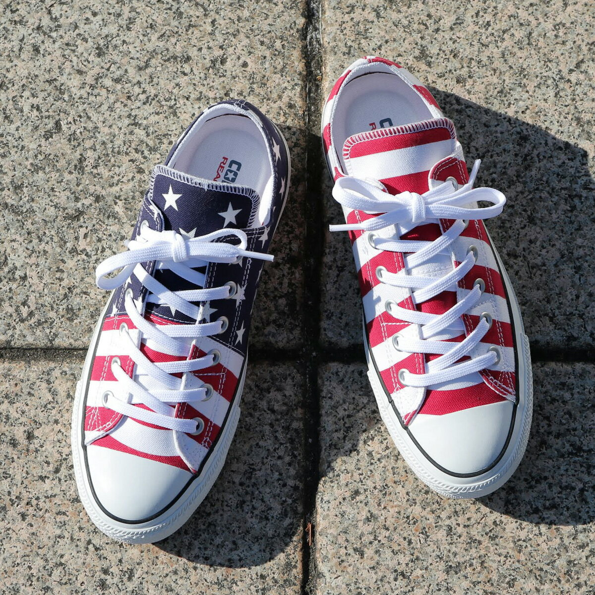 メンズ靴, スニーカー CONVERSE ALL STAR 100 PAIRFLAG SLIP OX (USA)( 100 ) 18SP-I atpsl21