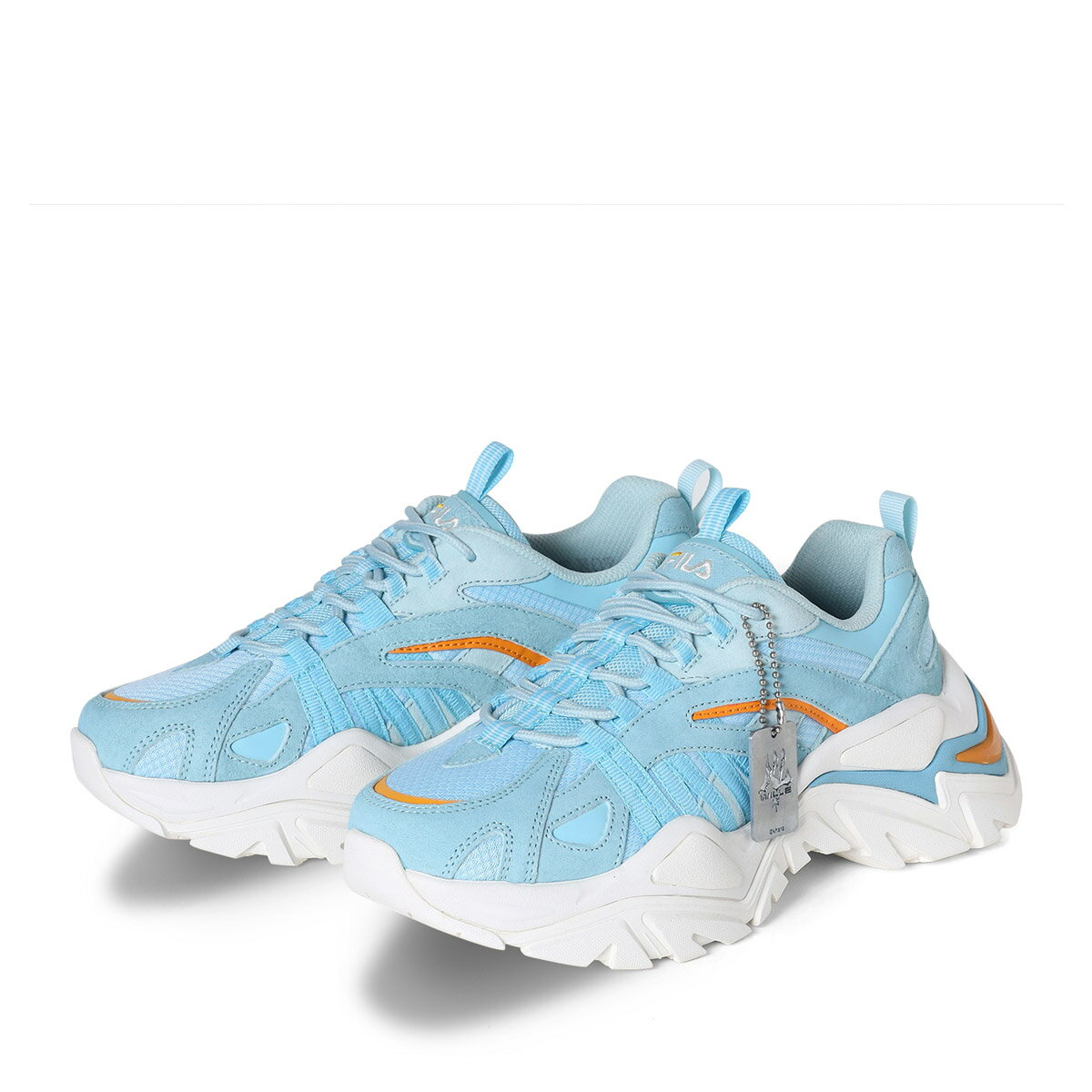 メンズ靴, スニーカー FILA x EVANGELION INTERATION( )BLUE 21SS-I