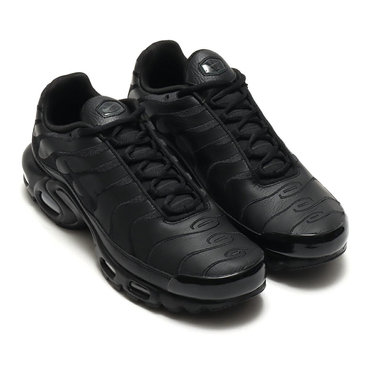 メンズ靴, スニーカー NIKE AIR MAX PLUS( )BLACKBLACK-BLACK 20SP-I