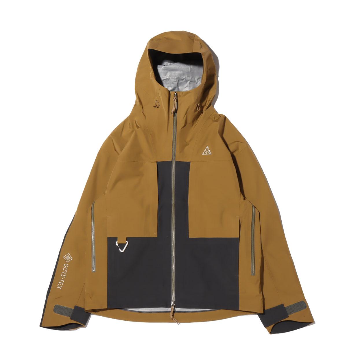 メンズファッション, コート・ジャケット NIKE AS M NRG ACG MISERY RDGE GORE( NRG ACG )GOLDEN BEIGEANTHRACITEBLACK 21SP-I atp21ssl