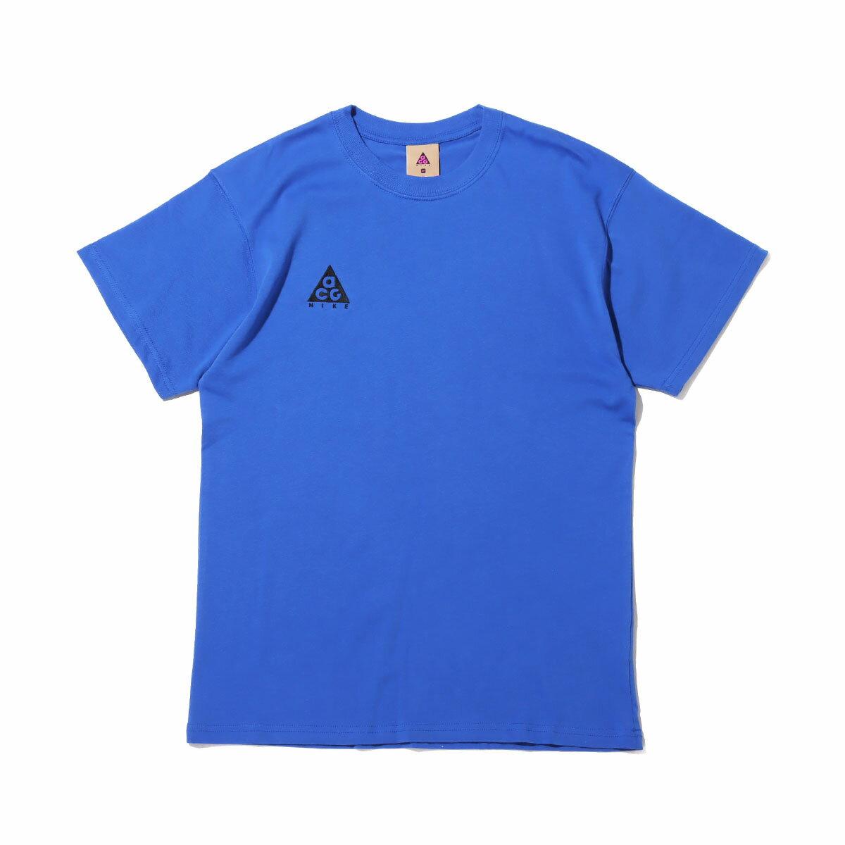 トップス, Tシャツ・カットソー NIKE AS M NRG ACG SS TEE LOGO(LAB ACG SS T)GAME ROYALBLACK T20FA-I
