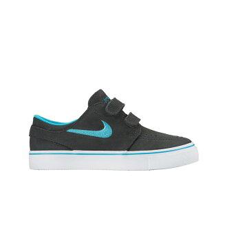NIKE STEFAN JANOSKI AC PS(耐吉斯蒂芬加諾滑雪AC PS)ANTHRACITE/GAMMA BLUE[小孩運動鞋]16SU-I)
