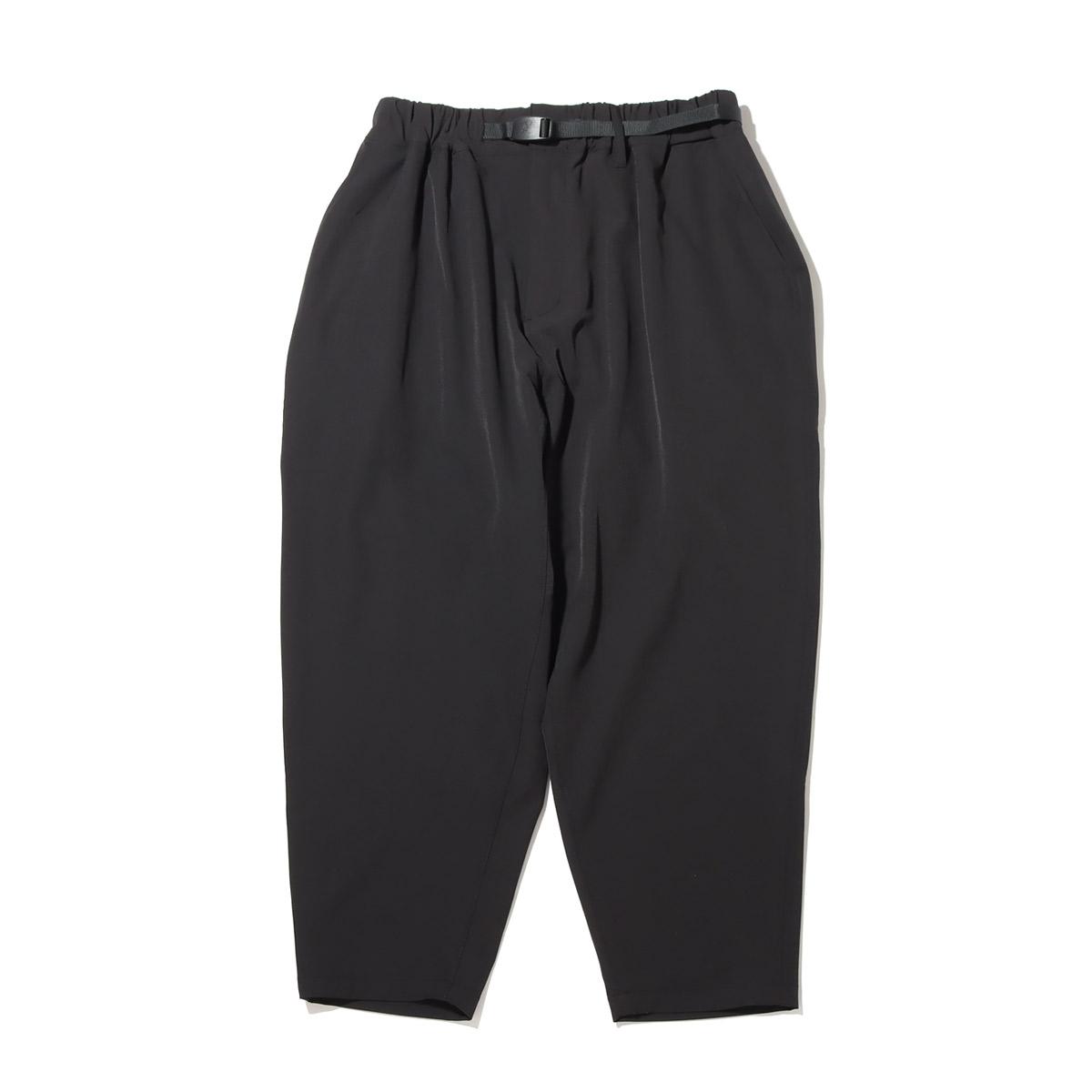 メンズファッション, ズボン・パンツ WHITE MOUNTAINEERING GRAMICCI STRETCHED SAROUEL PANTS( )BLACK 21FA-I