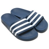 adidas Originals ADILETTE(アディダス オリジナルス アディレッタ)ADI BLUE/WHITE/ADI BLUE【メンズ レディース サンダル】16SS-I