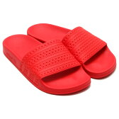 adidas Originals ADILETTE (アディダス オリジナルス アディレッタ)RED/RED/BOLD GOLD【メンズ レディース サンダル】16SS-I