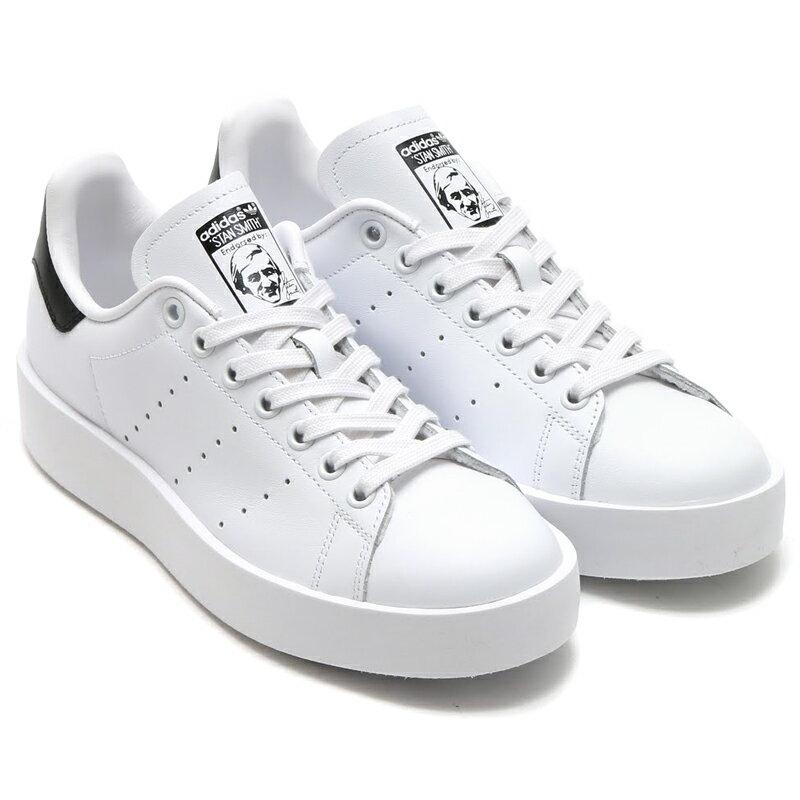Stan Smith Adidas Women Black And White