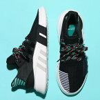 adidas Originals EQT BASK ADV (アディダス オリジナルス イーキューティー BASK ADV) Core Black/Core Black/Sub Green【メンズ スニーカー】18SS-S