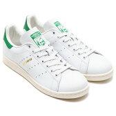 adidas Originals STAN SMITH(アディダス オリジナルス スタンスミス) RUNNING WHITE/RUNNING WHITE/GREEN【メンズ レディース スニーカー】CRYOVR