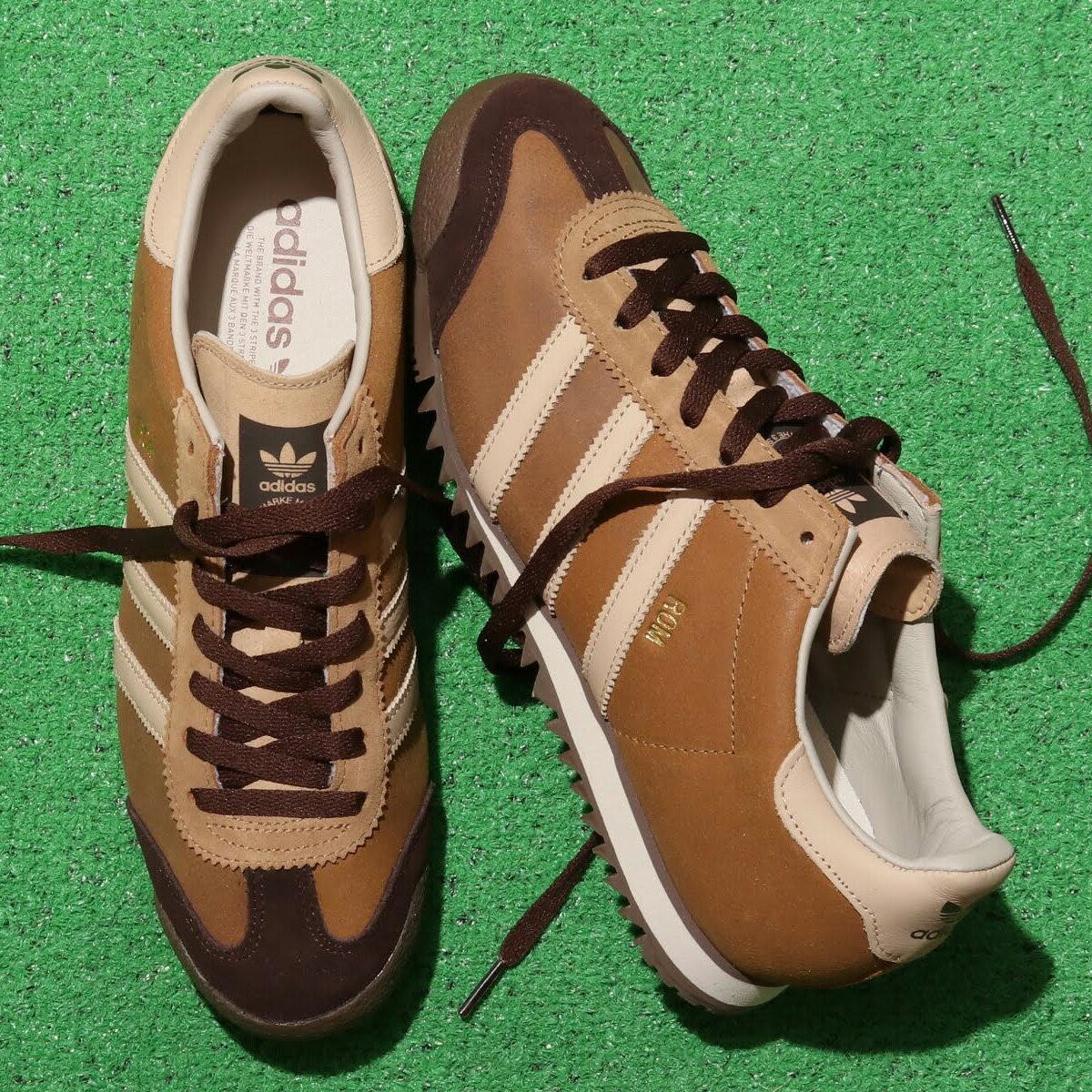 メンズ靴, スニーカー adidas Originals ROM( )LAW DESERTST PALE NUDEBROWN 19FW-I