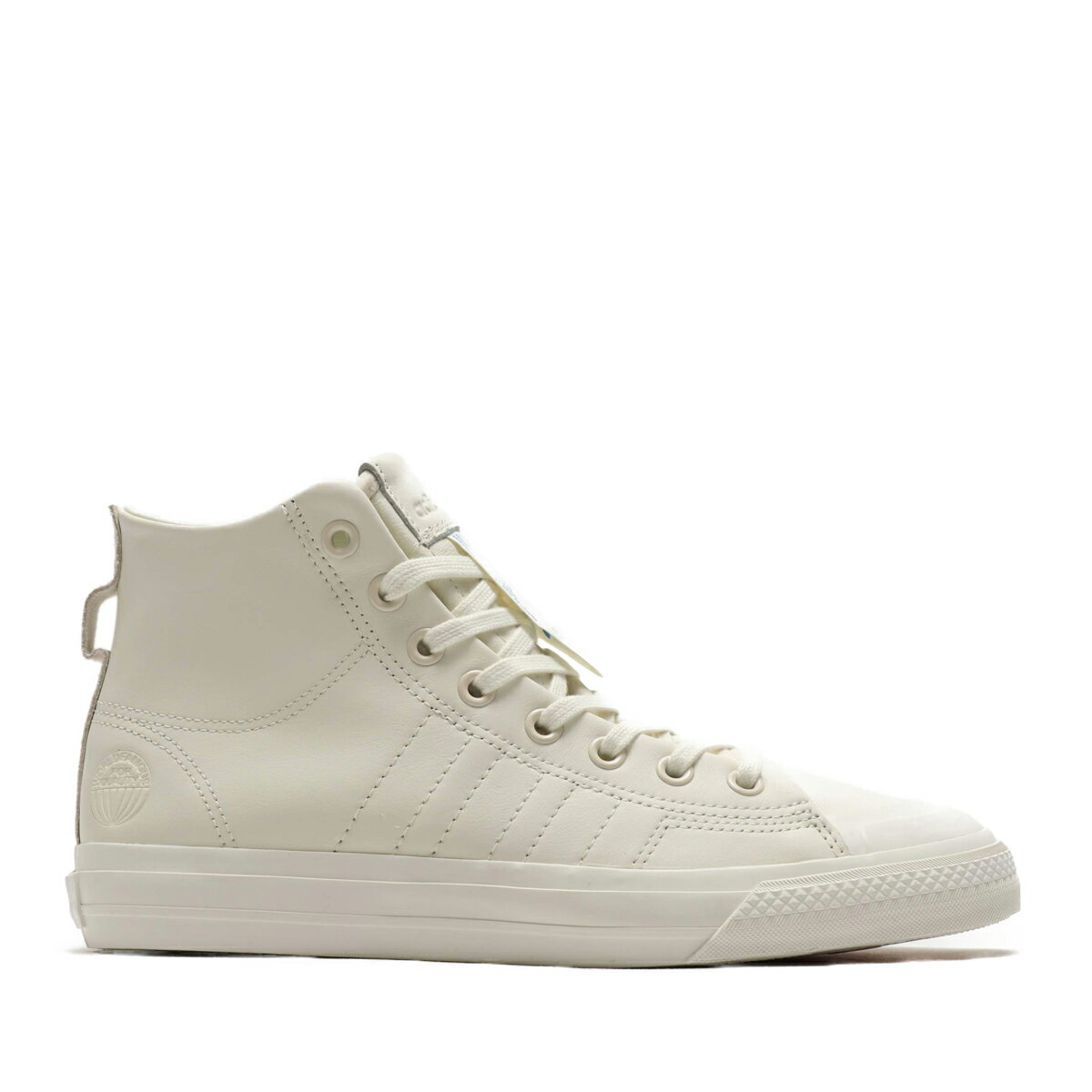 adidasNIZZAHIRF(アディダスニッザハイ)OFFWHITE/OFFWHITE/OFFWHITE【メンズレディーススニーカー】20SS-S