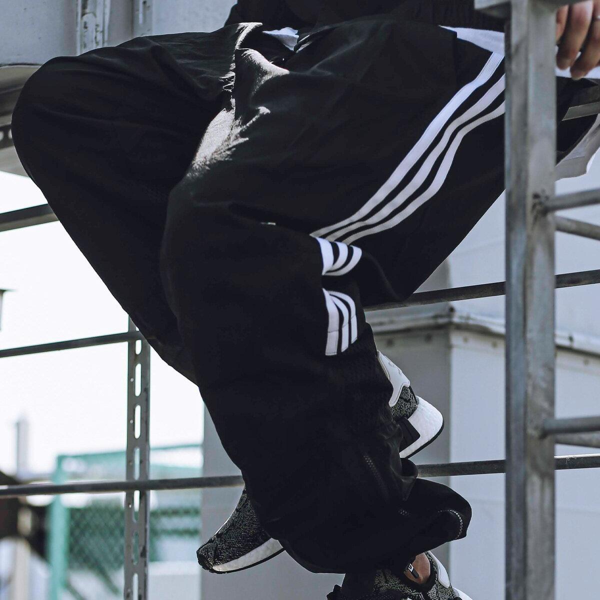 メンズファッション, ズボン・パンツ adidas Athletics for atmos WOVEN PANTS( )BLACK 19FW-S at20-c