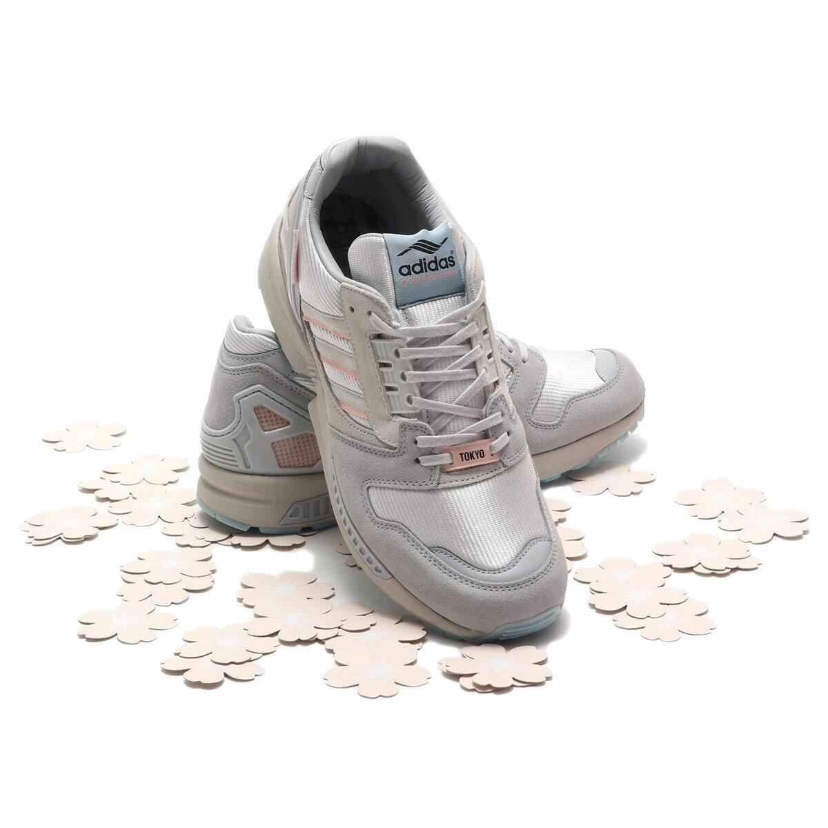 メンズ靴, スニーカー adidas ZX 8000( ZX 8000)GRAY ONEVAPOR PINKGRAY TWO 20SS-S at20-c
