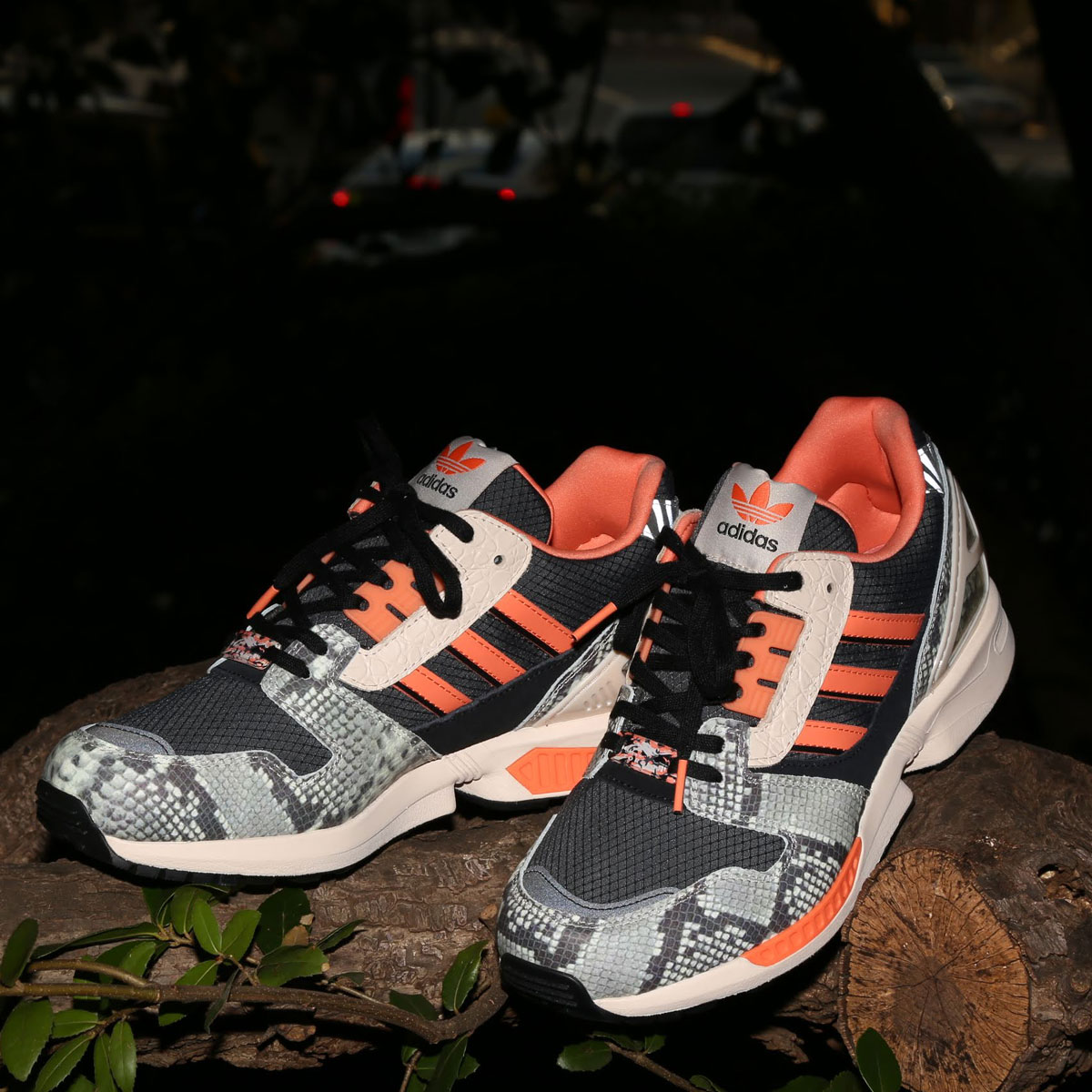 メンズ靴, スニーカー adidas Originals ZX 8000( 8000)GRAY SIXSEMI CORALCORE BLACK 20SS-S