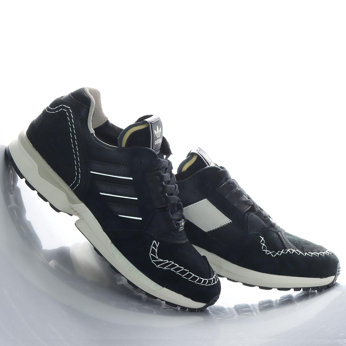 メンズ靴, スニーカー adidas ZX 9000 YUCATAN( ZX 9000 )CORE BLACKCORE BLACKCREAM WHITE 21SS-S