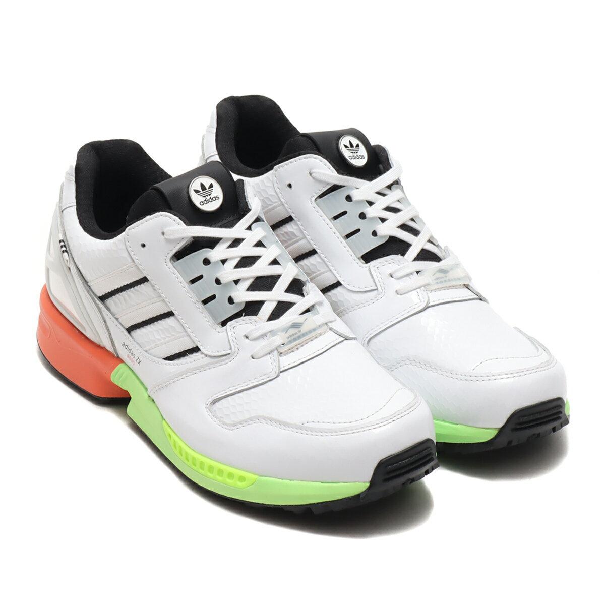 メンズ靴, スニーカー adidas ZX 8000 GOLF( ZX 8000 )FOOTWEAR WHITECORE BLACKFOOTWEAR WHITE 21SS-I