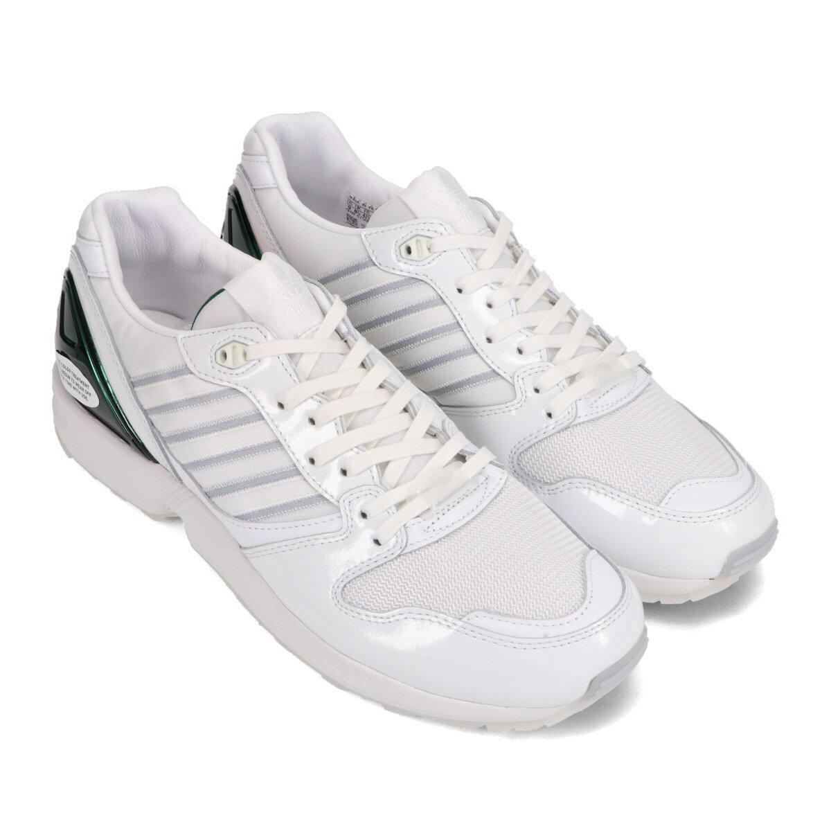 メンズ靴, スニーカー adidas ZX 5000 THE U( ZX 5000 THE U)FOOTWEAR WHITECOLLEGE ORANGEDARK GREEN 20FW-S