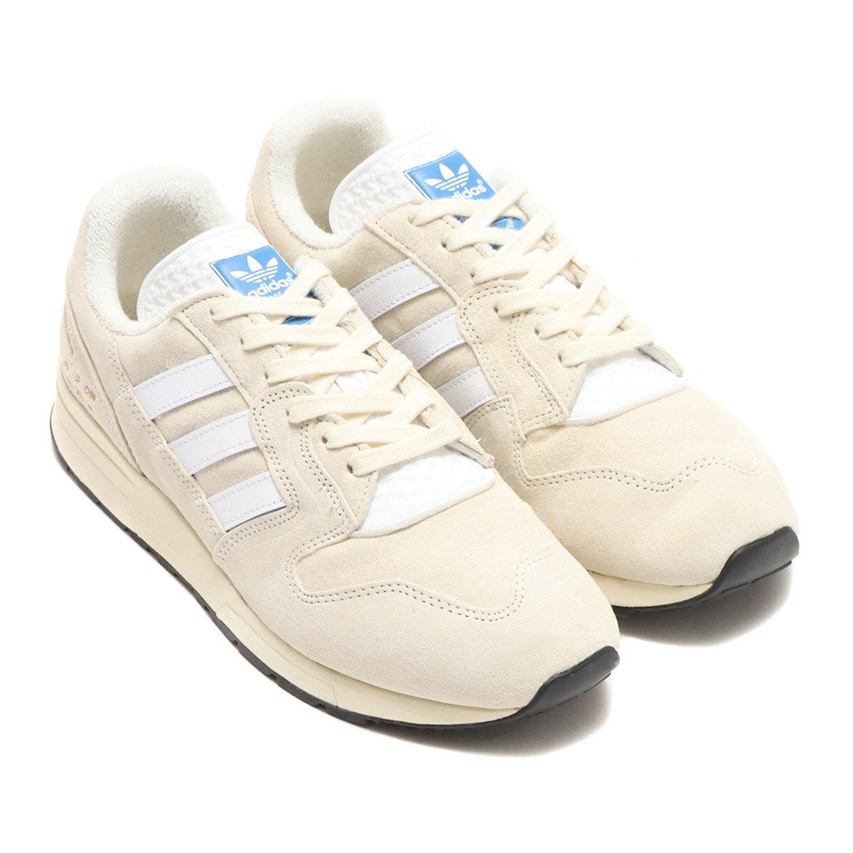 メンズ靴, スニーカー adidas ZX 420( 420)CREAM WHITEFOOTWEAR WHITECORE BLACK 21FW-I