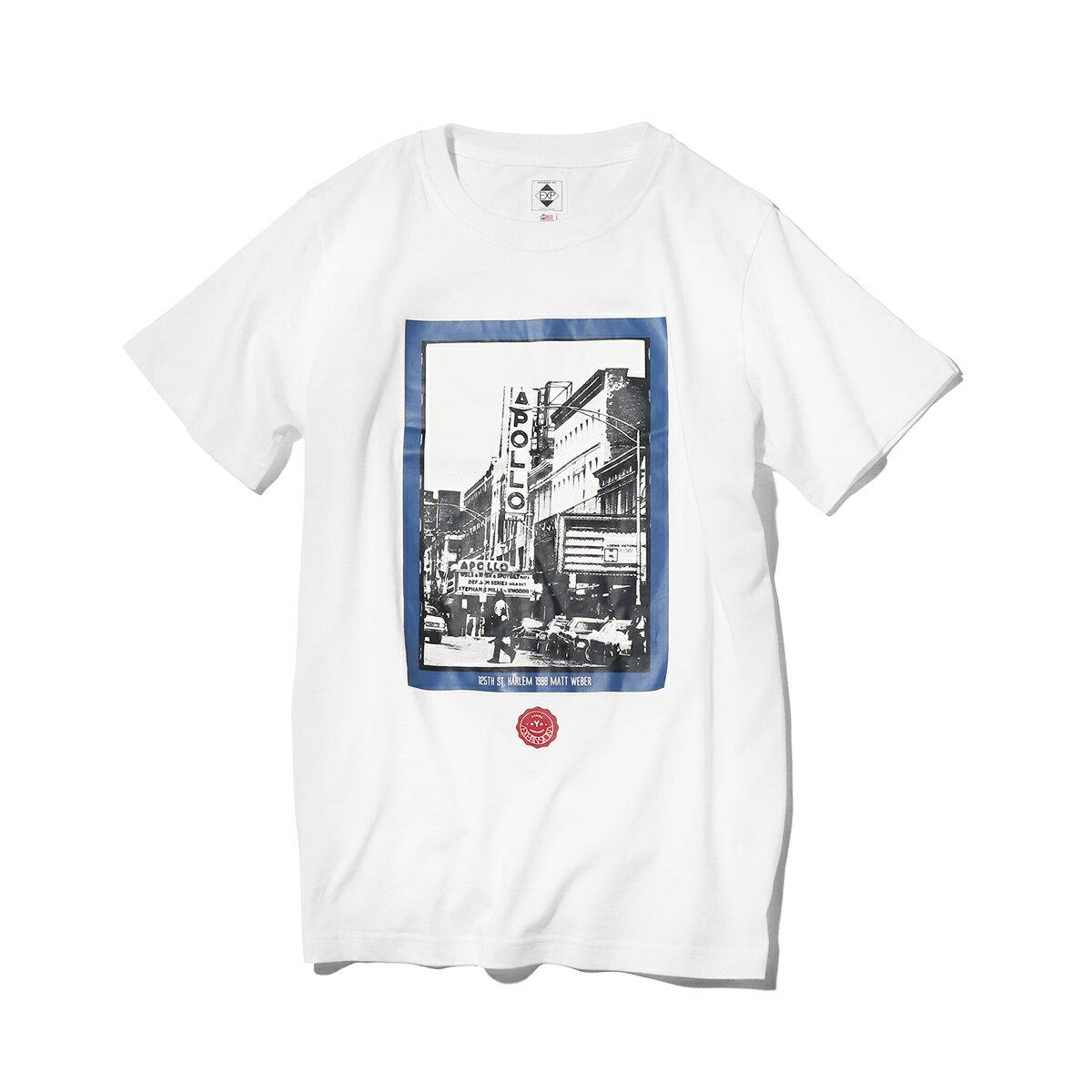 トップス, Tシャツ・カットソー EXPANSION x ATMOS LAB HARLEM APOLLO TEE ( ) WHITE T18SS-S