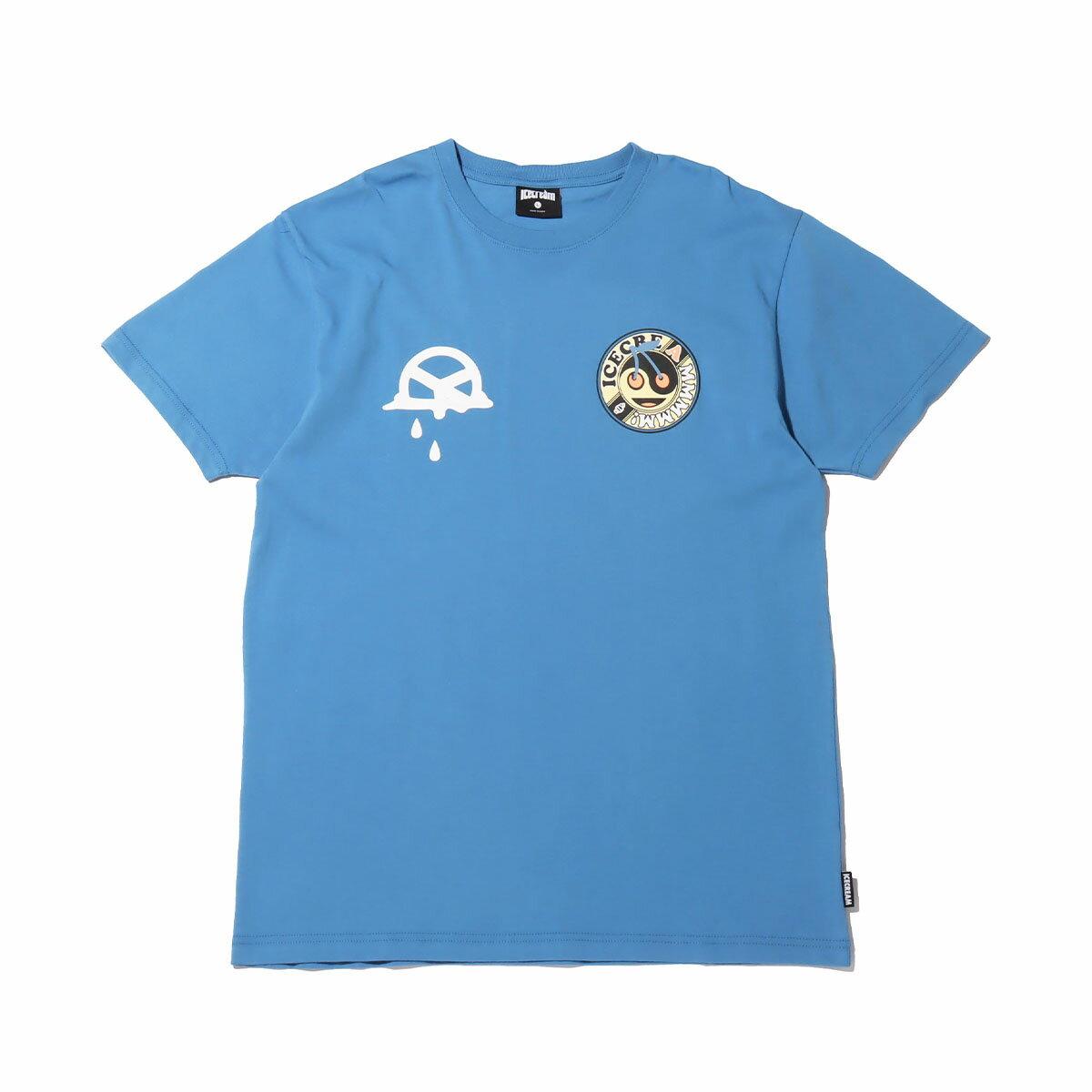 トップス, Tシャツ・カットソー BILLIONAIRE BOYS CLUB ICECREAMMMMM T-SHIRT( )BLUE T20SU-I at20-c